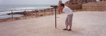 Caeserea, Israel, August 2000