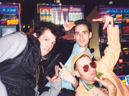 millennium in las vegas, 1999/2000