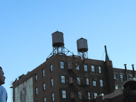 soho watertowers