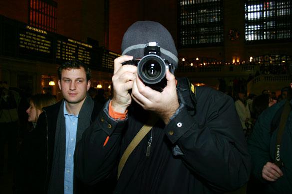 MTA Photography Ban Protest #2