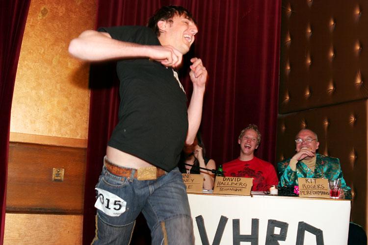 LVHRD: The Zach Klein Story