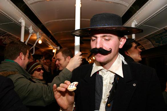 Vintage Subway Tea Party
