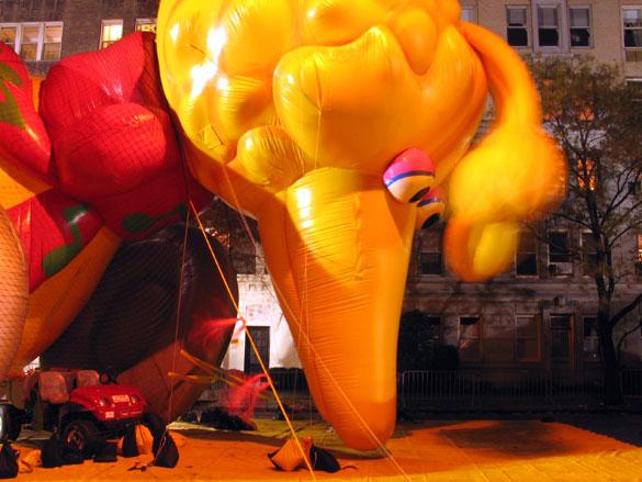 Thanksgiving Balloons 2