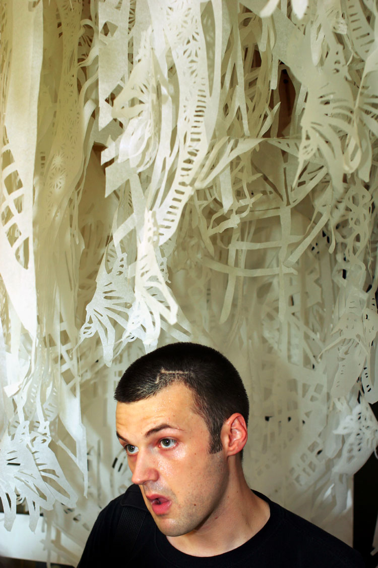 Swoon Portraits