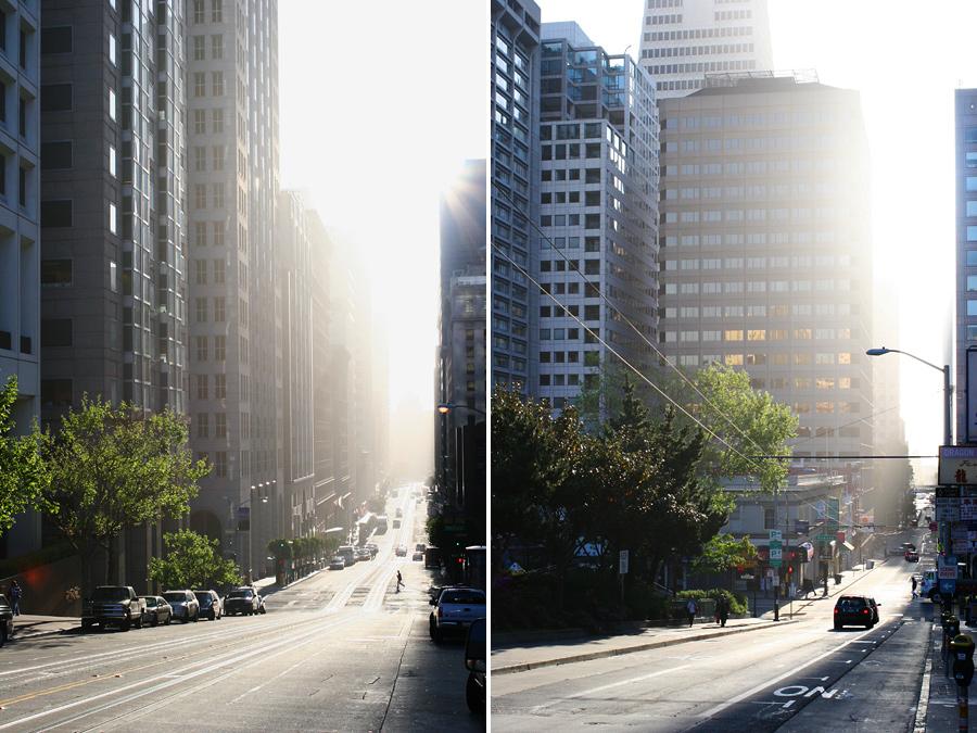 San Francisco, 7:15am