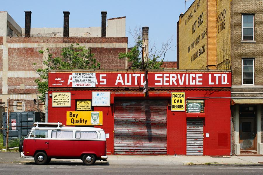 Auto Service Ltd.