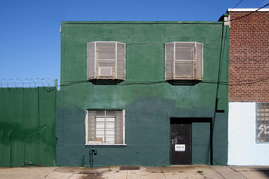 A Green Building in Williamsburg