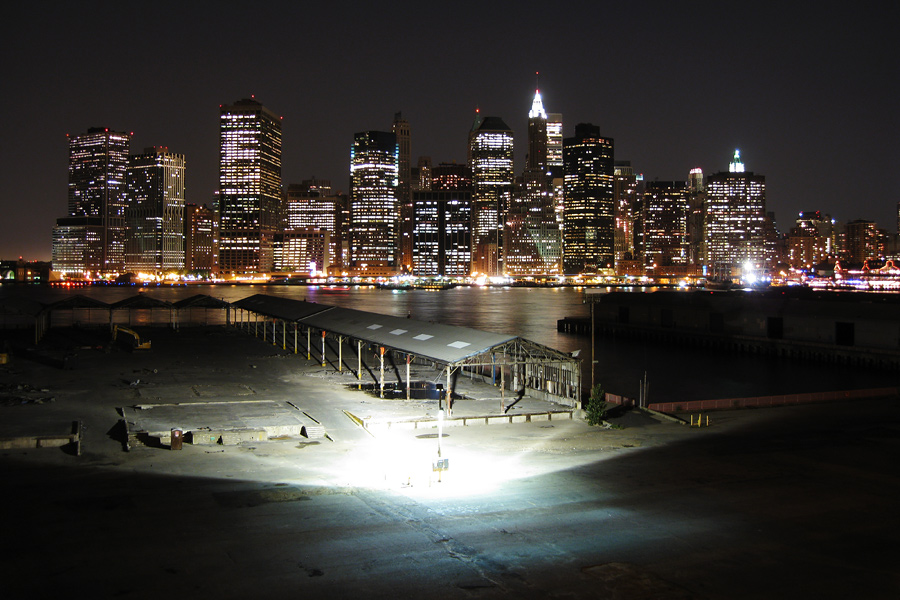 Brooklyn Piers