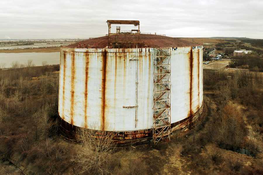Staten Island Rust