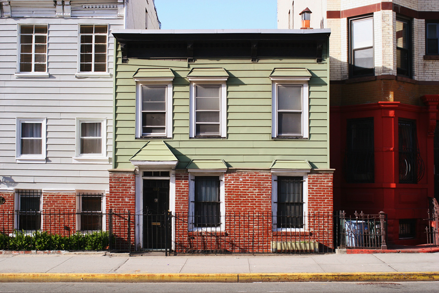 A House in Prospect Heights