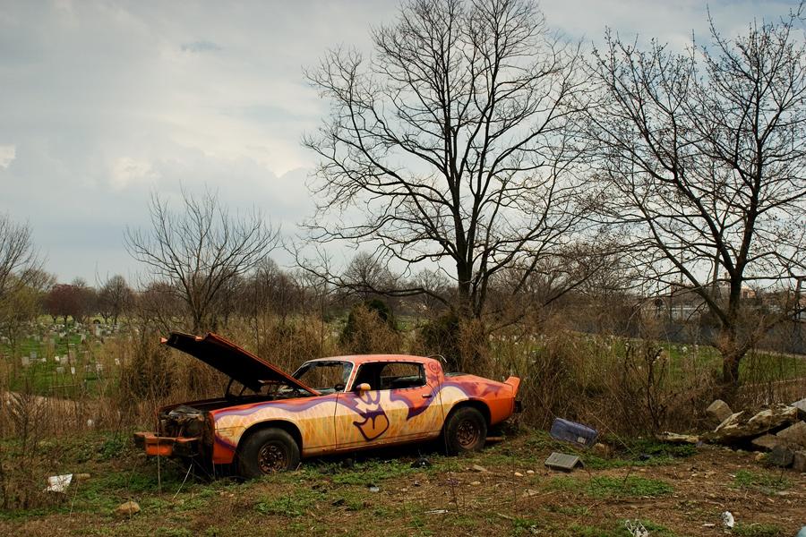 Cemetery Hotrod
