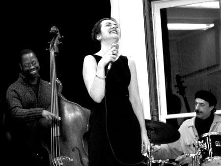 Rachel Abrams at Park Slope Jazz Recital