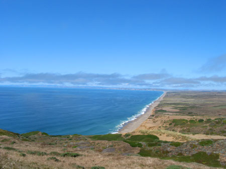pacific coast highway, day 3, point reyes