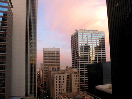 downtown standard, los angeles