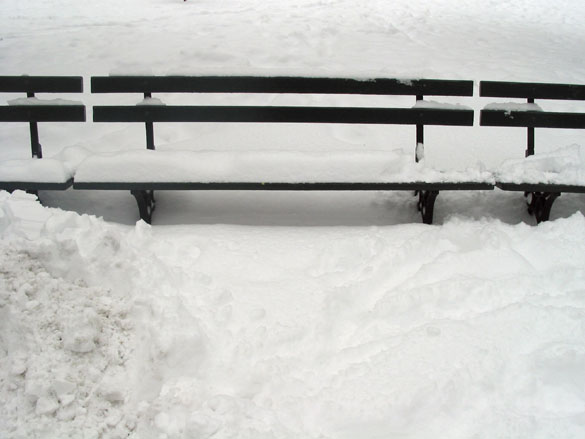 I Love Benches