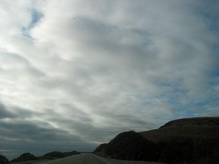 pacific coast highway, day 2, santa cruz
