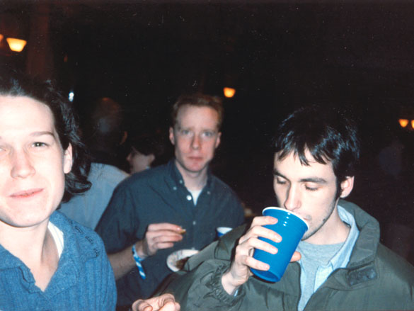At Columbia, in 1998