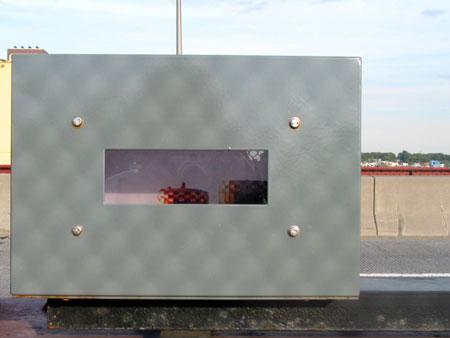 gas tower art