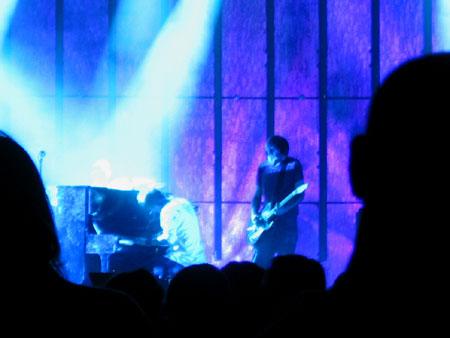 radiohead, live at madison square garden, 10.10.03