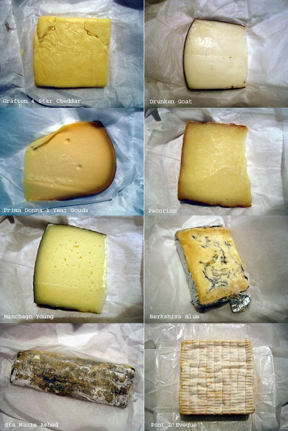 Cheese Night!