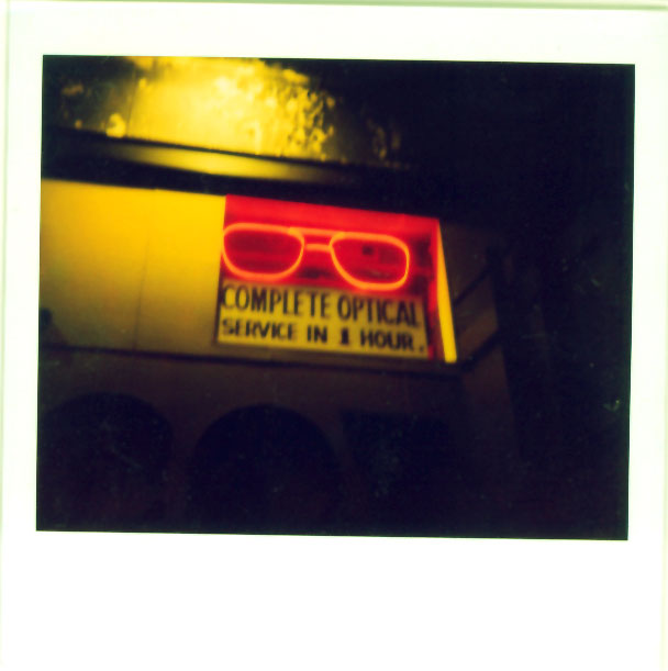 Year 2000 Polaroids Revisited