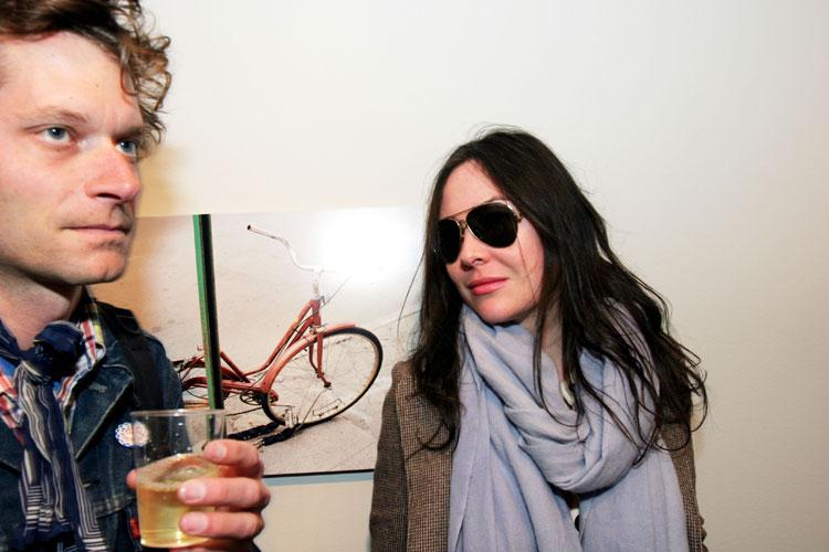 Playing Paparazzi at Jen Bekman Gallery