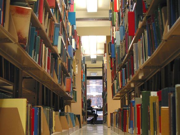Bobst Library, NYU