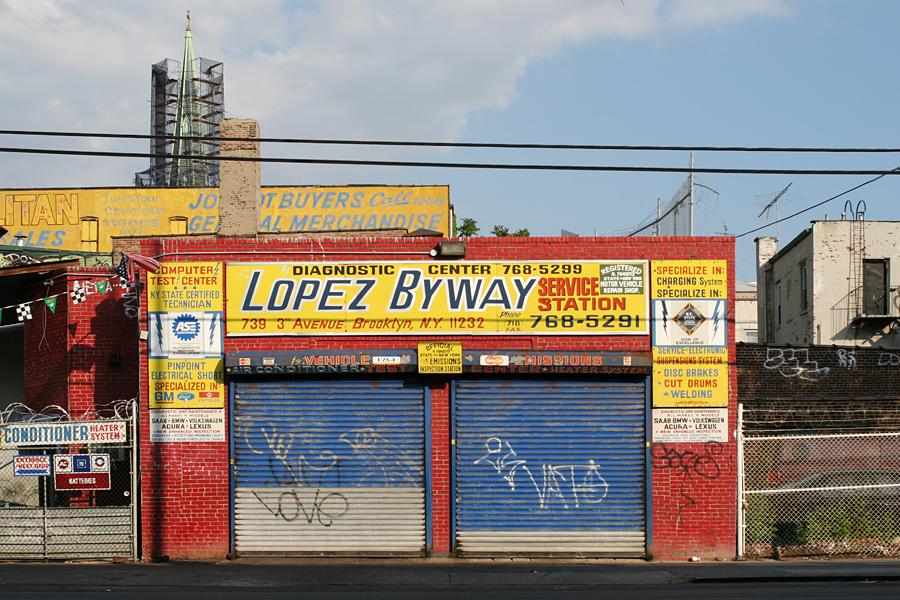 Lopez Byway