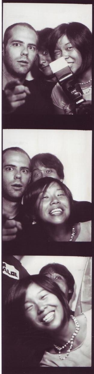 j-team photobooth fun
