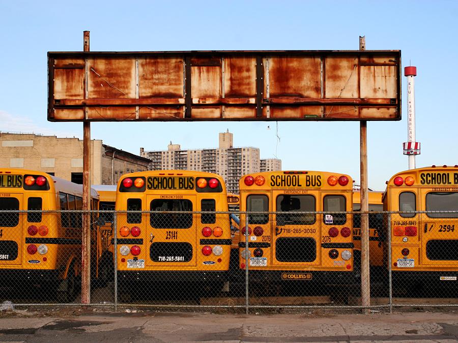 Coney Island Bus Depot