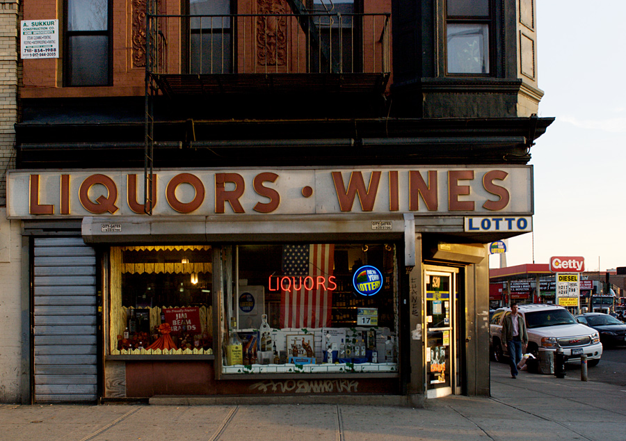 Liquor Store on Union Avenue