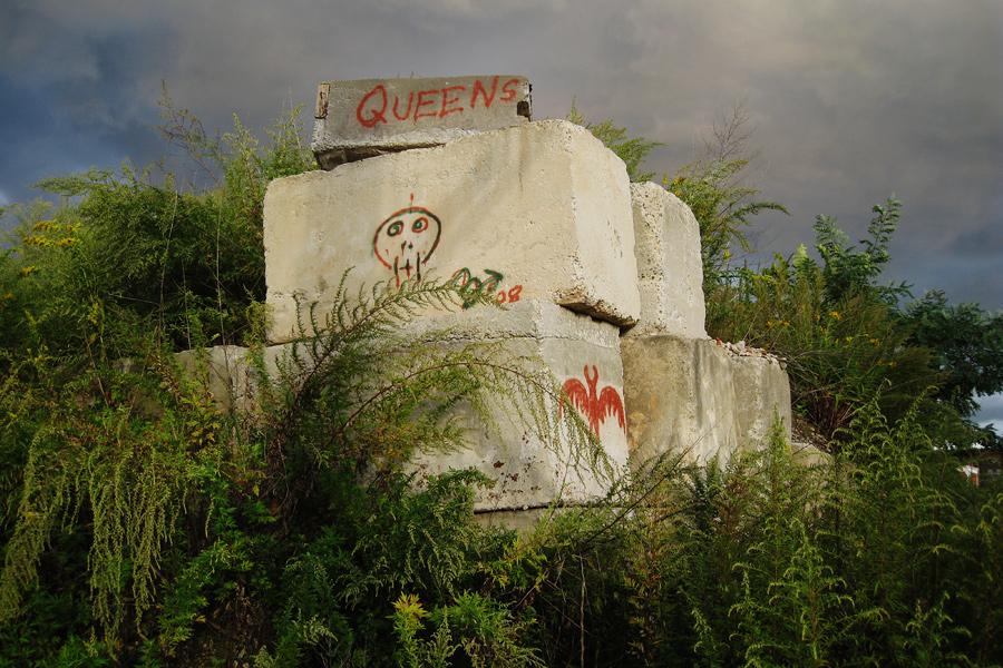 Queens Skull