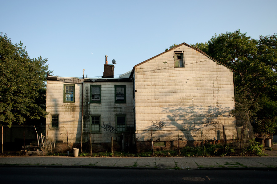 A House in Fort Greene